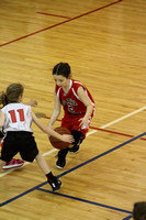 Oklahoma Select Red vs Heat 2nd Grade Girls 1202013