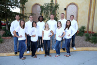 PCN Homecoming Court 2010
