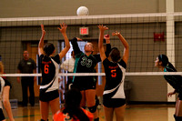 McGuinness vs BTW VB Varsity 8112011