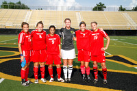 6A Girls All State Soccer 6122010