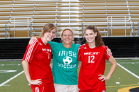 5A Girls All State Soccer 6112010