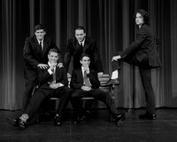 bwHomecoming Court Senior Boys_2