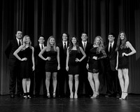 bwHomecoming Court Seniors_1