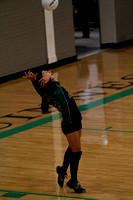 McGuinness vs Edmond Santa Fe VB Freshman 8162011