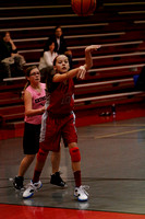 5th Girls Elkettes vs Dynamite 1212012