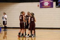 Edmond Memorial vs Moore Varsity Girls 2112014