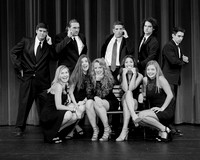 bwHomecoming Court Seniors_7