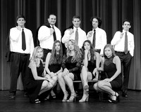 bwHomecoming Court Seniors_4